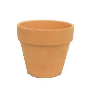 三河焼 植木鉢 素焼き鉢 2.5号