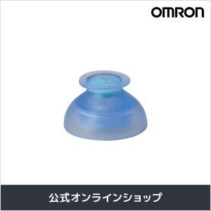 オムロン イヤメイト専用 イヤチップ Mサイズ ベント付き 2個入り Rhythm by OMRON
