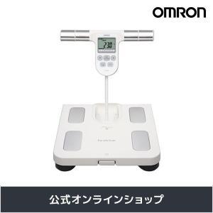 オムロン 公式 体組成計 カラダスキャン HBF-904 体重計 体脂肪率 正確 デジタル 高性能 ...
