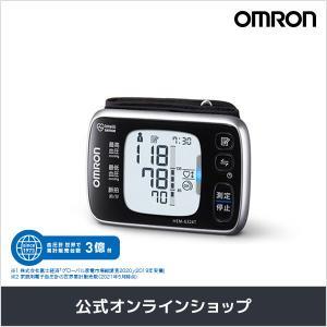 オムロン 公式 手首式血圧計 HEM-6324T Bluetooth通信対応 送料無料 正確|life-rhythm