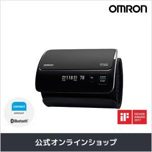 オムロン 公式 血圧計 上腕式 ブラック HEM-7600T-BK チューブレスコンパクトモデル 送料無料 正確|life-rhythm