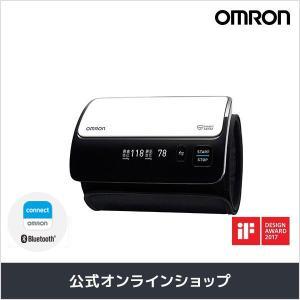 オムロン 公式 血圧計 上腕式 ホワイト HEM-7600T-W チューブレス コンパクトモデル 送料無料 正確|life-rhythm