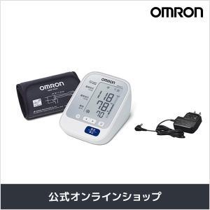 オムロン 公式 血圧計 上腕式 HEM-8713本体とACアダプターセット 送料無料 正確|life-rhythm