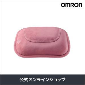 OMRONの「クッションマッサージャ(HM-341)」は、コンパクトなクッションタイプのマッサージャ...