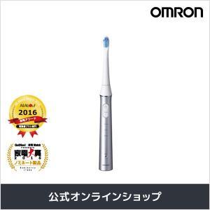 オムロン 公式 音波式電動歯ブラシ シルバー HT-B314-SL メディクリーン 送料無料 送料無料|life-rhythm