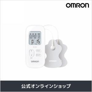 オムロン 公式 低周波治療器 ホワイト HV-F021-W 送料無料|Rhythm by OMRON
