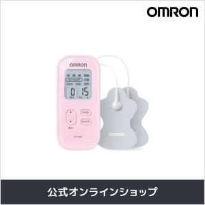 オムロン 公式 低周波治療器 ピンク HV-F022-PK  HV-F021 シリーズ 期間限定 送料無料|life-rhythm