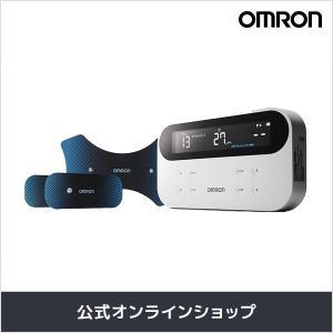 オムロン OMRON 公式 低周波治療器 HV-F080 筋肉痛 回復 器具 疲れ 太もも ふくらは...