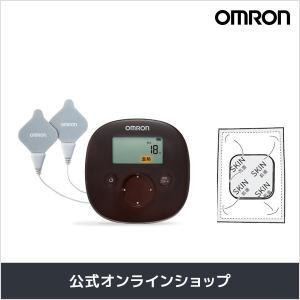 オムロン 公式 温熱低周波治療器 ブラウン HV-F320-BW本体と替えパッドセット 送料無料|life-rhythm