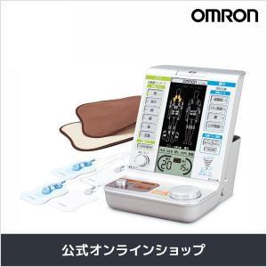 オムロン 公式 電気治療器 HV-F5200 送料無料|life-rhythm