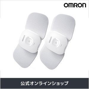 オムロン 公式 コードレス低周波治療器 HV-F601T マイクロカレント 筋疲労回復 送料無料|life-rhythm
