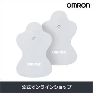 オムロン 公式 低周波治療器用ロングライフパッド HV-LLPAD-GY 1組2枚入 週末限定 送料無料