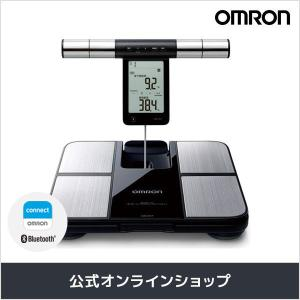 オムロン 公式 体重体組成計 カラダスキャン ブラック KRD-703T Bluetooth通信対応...