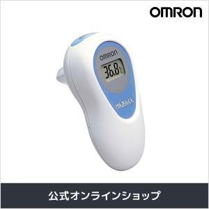オムロン 公式 耳式体温計 MC-510 けんおんくんミミ|life-rhythm