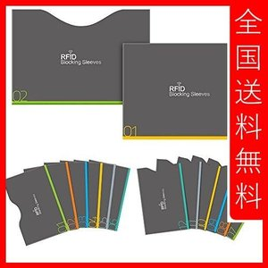 Aerb カードケース RFIDスキミング防止 薄型 防水 クレジットカード パスポート対応 横入れ...