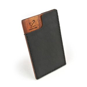 for card case06 木と革のカード入れ|life-store