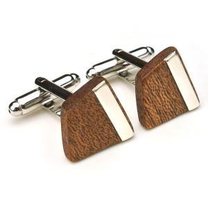 DESIGN Cuffs A 木製カフスA|life-store