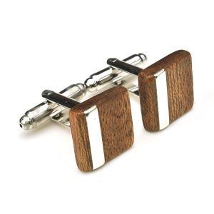 DESIGN Cuffs B 木製カフスB|life-store