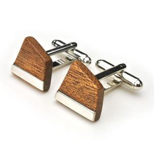 DESIGN Cuffs H 木製カフスH|life-store