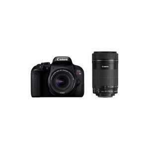 Canon EOSKISSX9I-WKIT デジタル一眼カメラ「EOS Kiss X9i」ダブルズー...