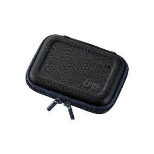 エレコム ポータブルHDDケース(セミハード) HDC-SH001BK