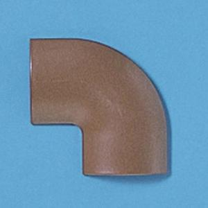 サンワサプライ ケーブルカバーL型 ブラウン CA-R50ML