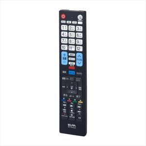 エルパ テレビリモコン LG用 RC-TV019LG