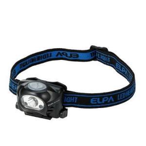 エルパ LEDヘッドライト 単4形3本 70ルーメン DOP-HD103S