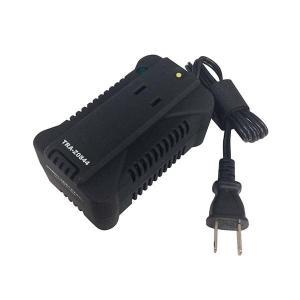 オーム電機 海外旅行用変圧器 110V~130V/地域対応タイプ TRA-Z0844 01-0844