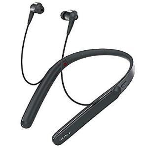 ソニー SONY ワイヤレスノイズキャンセリングイヤホン WI-1000X : Bluetooth/...