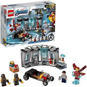 [24時間以内出荷] 玩具 レゴ LEGO スーパーヒーローズ アイアンマン の武器庫 76167 | MARVEL マーベル アベンジャーズ [LEGO]|life-with-green