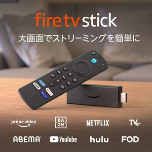 [24時間以内出荷] 家電 NEW アマゾン Fire TV Stick (2021モデル) | Alexa対応音声認識リモコン付属(第3世代) | プレミアム価格 [amazon]|life-with-green