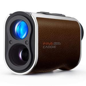送料無料 「2021年版」ファインキャディJ300 プレミアム ゴルフ 距離計 測定器 ゴルフレーザー距離計 距離測定器 1,093yd測定 充電式 lifefusion-shop
