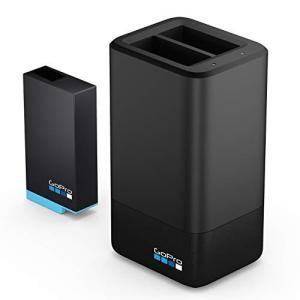 GoPro公式 デュアルバッテリーチャージャー MAX 用|lifefusion-shop