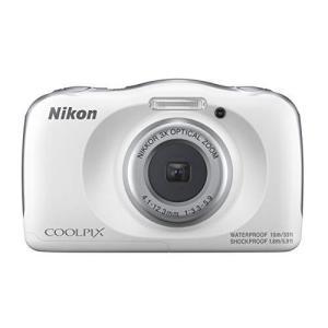 Nikon デジタルカメラ COOLPIX W150 防水 W150WH クールピクス ホワイト|lifefusion-shop
