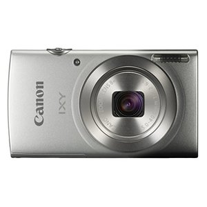 Canon デジタルカメラ IXY 180 シルバー 光学8倍ズーム IXY180SL|lifefusion-shop
