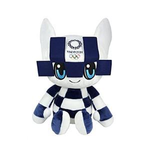 東京2020 オリンピック マスコット ぬいぐるみ 公式グッズ L ミライトワ|lifefusion-shop