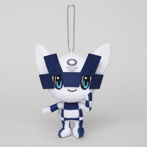 東京2020 オリンピック マスコット ぬいぐるみ SS ミライトワ|lifefusion-shop