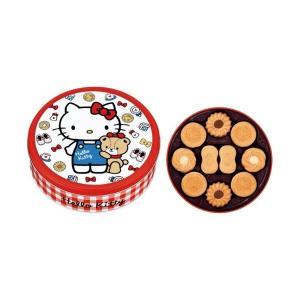 ●【商品内容】 品名/ブルボン ハローキティ バタークッキー缶 クッキー 缶入り 詰め合わせ ギフト...