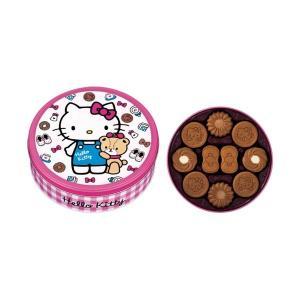 ●【商品内容】 品名/ブルボン ハローキティ ココアクッキー缶 クッキー 缶入り 詰め合わせ ギフト...