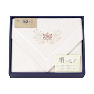 送料無料 オリエント・エクスプレス シルク混綿毛布(毛羽部分) OEM-10 内祝 出産内祝 結婚内祝 引出物 快気祝い 香典返しの写真