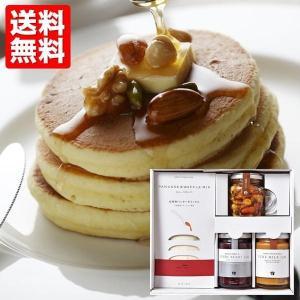 北海道 NORTH FARM STOCK  パンケーキミックス・ジャムセット 19-9020-19 ...