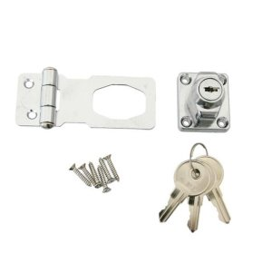 J-455 鍵つき掛金錠 60mm 3本キー 71455 lifeharmony