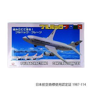 飛行機プルバックブロック JAL鶴丸