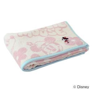 内野 uchino ディズニーコレクション バスタオル スイートホイップ 413B0745 P(ピンク) ミニー|lifeharmony