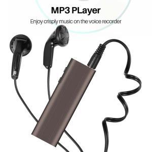 ボイスレコーダー 小型 高性能 文字起こし 長時間 USB パワハラ 軽量 icレコーダー 8GB 高音質 録音機 会議 講演 防犯 学習 usb ICレコーダー オレオレ詐欺撃退