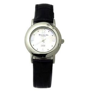 ALESSANDRA OLLA アレサンドラオーラ AO-6900-BK 「女性用腕時計 ダイヤ2石 AO-6900 BK レディース」|lifeis