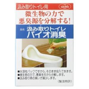 アズマ工業 4970190640071 汲み取りトイレ バイオ消臭 20g*12包|lifeis
