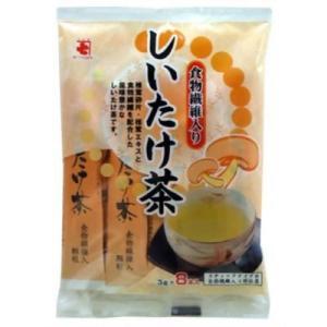 かね七 E034967H 食物繊維入りしいたけ茶 3g×8本...