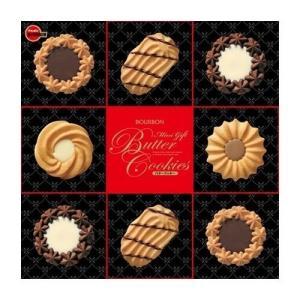 【納期目安:1週間】ブルボン 31168_ ミニギフトバタークッキー缶|lifeis